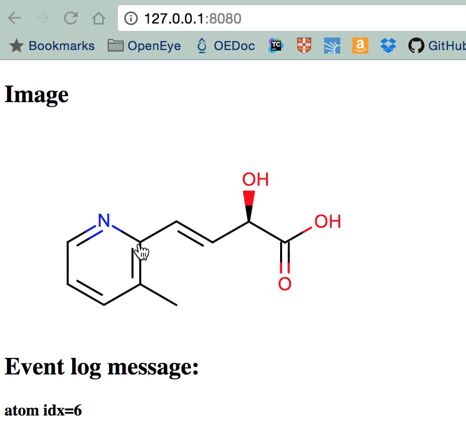 Generating Interactive SVG Images — Toolkits -- Python